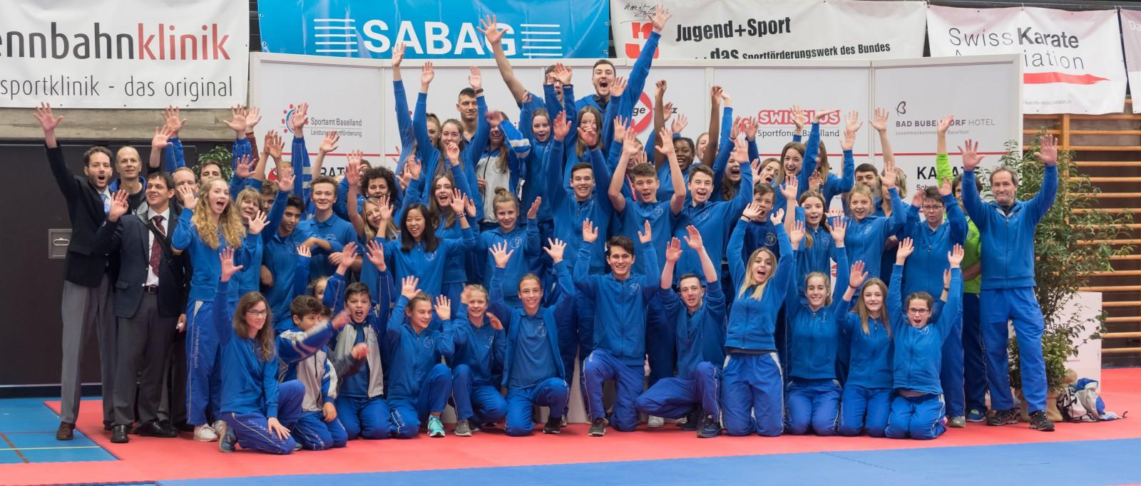 Wettkampfteam Lyss/Aarberg 2017