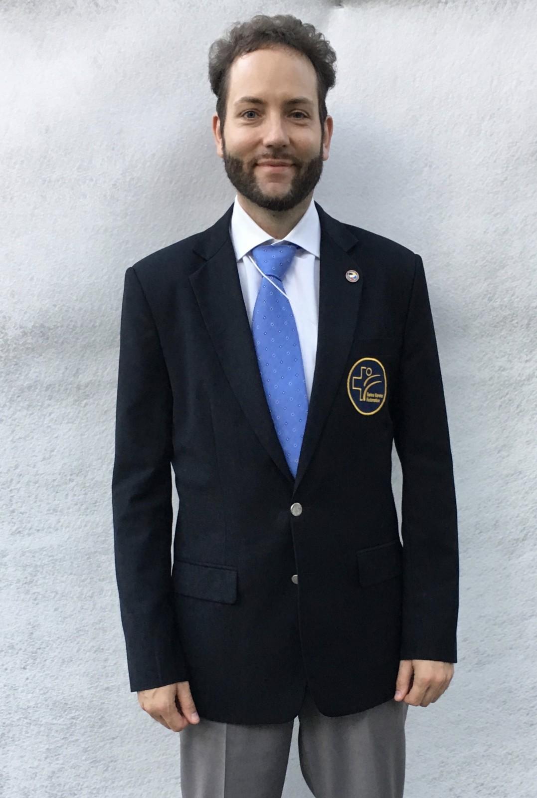 Lorenz Burri, Schiedsrichter National A Kumite