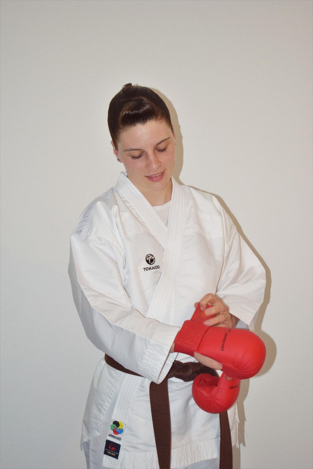 Noemi Bapst, frischgebackene Jugendundsport-Leiterin