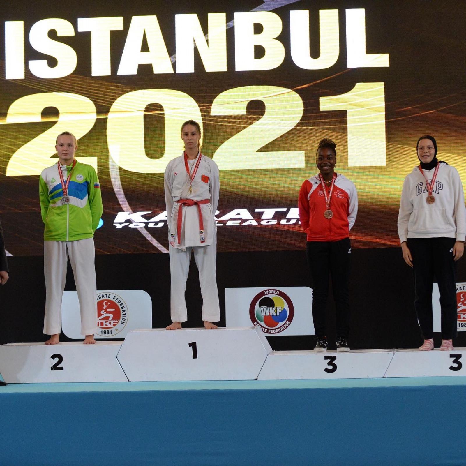 Sara Deuble, YL Istanbul 2021